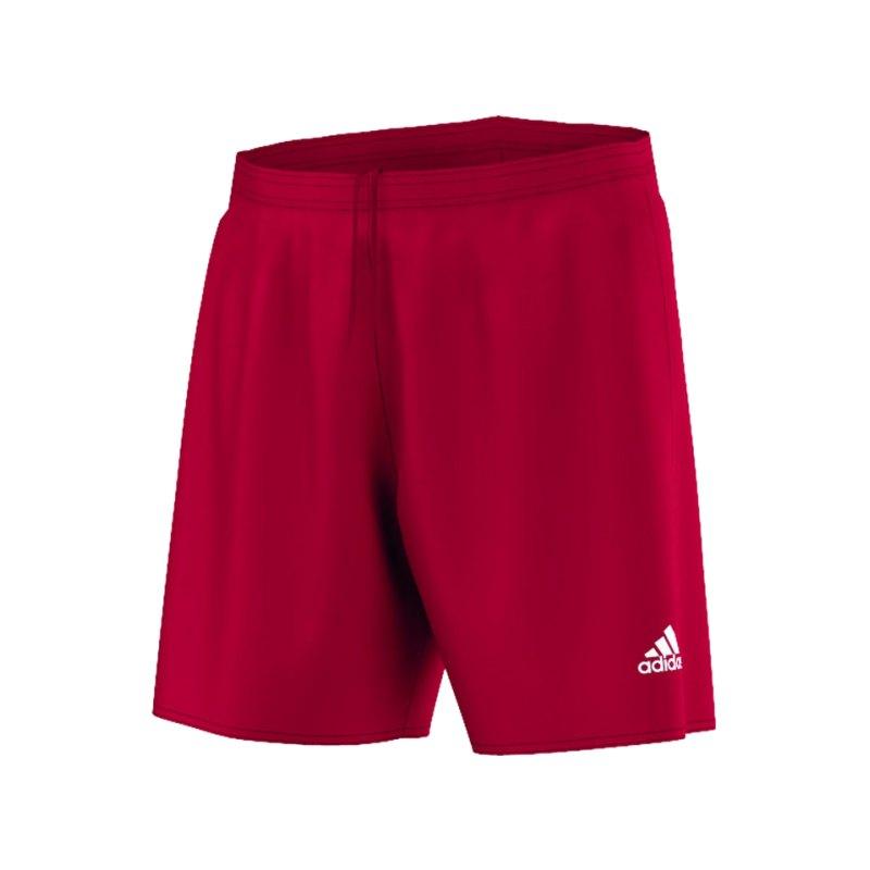 adidas Short mit Innenslip Parma 16 Kinder Rot - rot