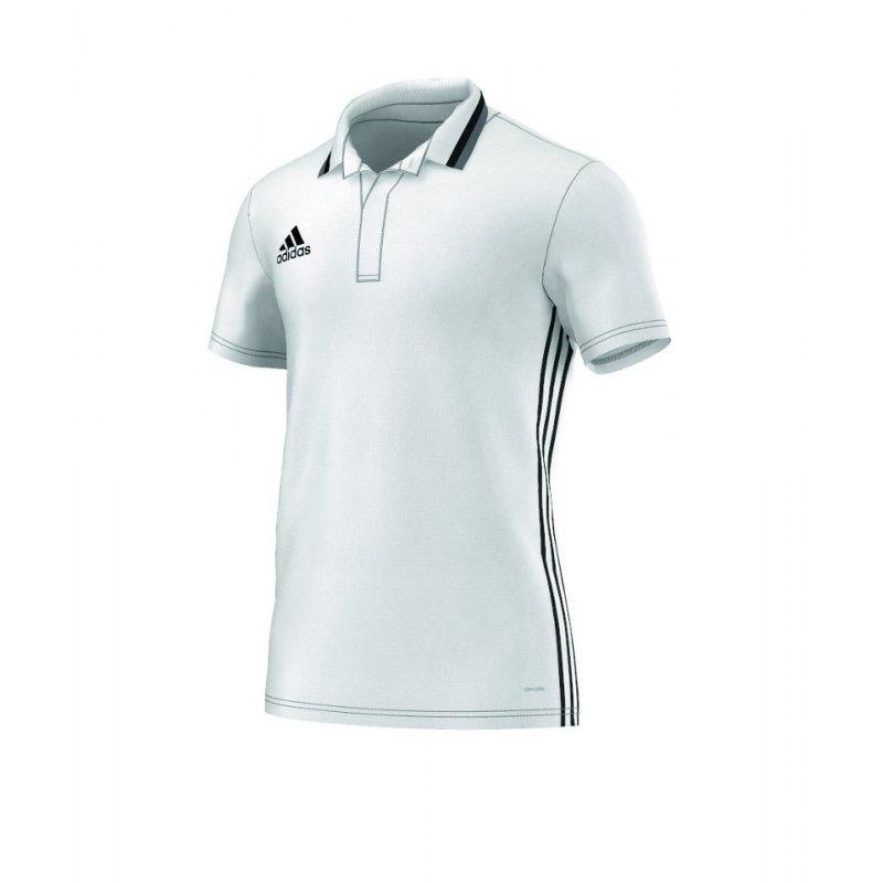 adidas CL Poloshirt Condivo 16 Weiss - weiss