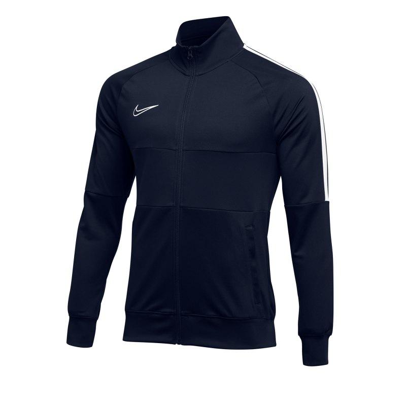 Nike Academy 19 Trainingsjacke Blau F451 - blau