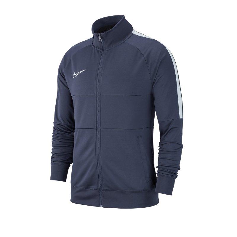 Nike Academy 19 Trainingsjacke Grau F060 - grau