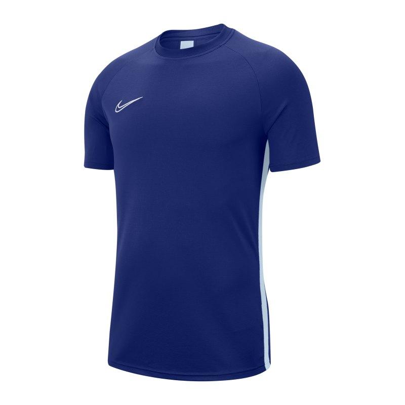 Nike Dry Academy T-Shirt Blau F455 - blau