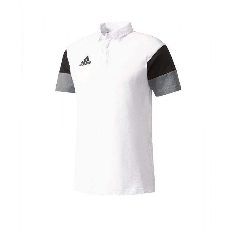 adidas Poloshirt Condivo 16 CL Weiss - weiss