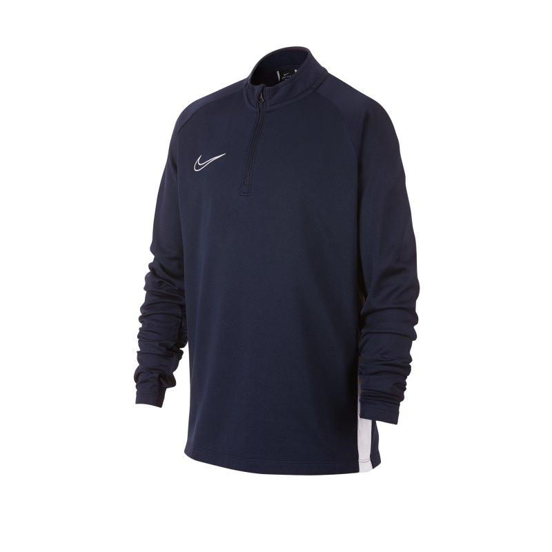 Nike Dry Academy Drill Top Kids Blau F451 - blau