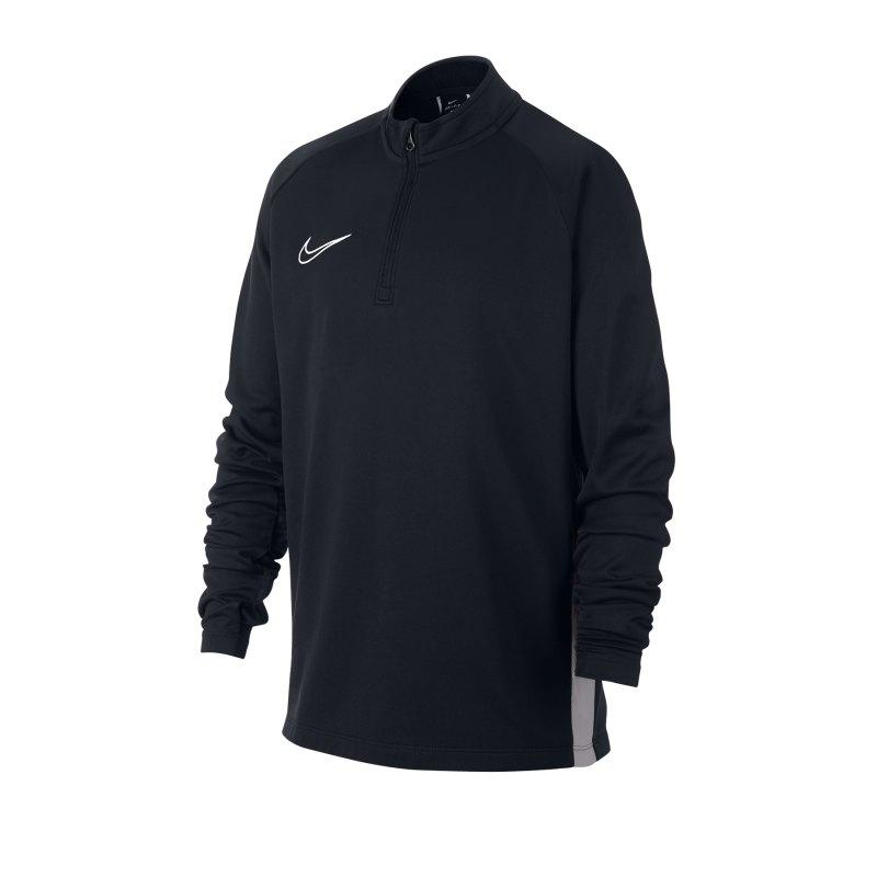 Nike Dry Academy Drill Top Kids F015 - schwarz