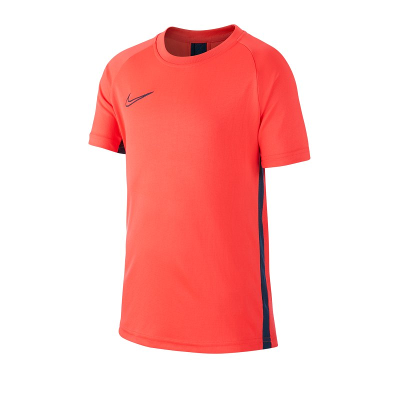 Nike Academy Dri-FIT Top T-Shirt Kids Rot F644 - rot