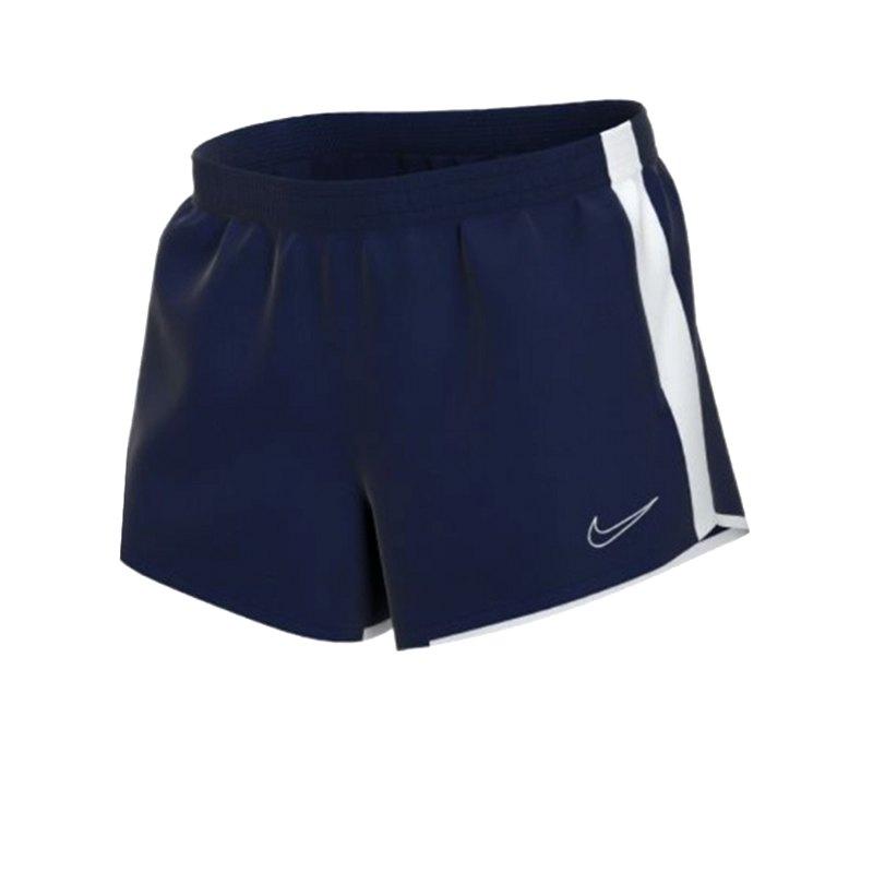 Nike Academy 19 Knit Short Damen F451 - blau