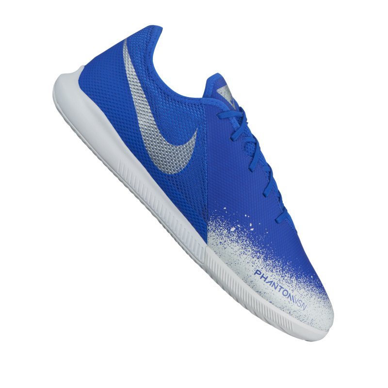 Nike Phantom Vision Academy IC Blau F410 - Blau