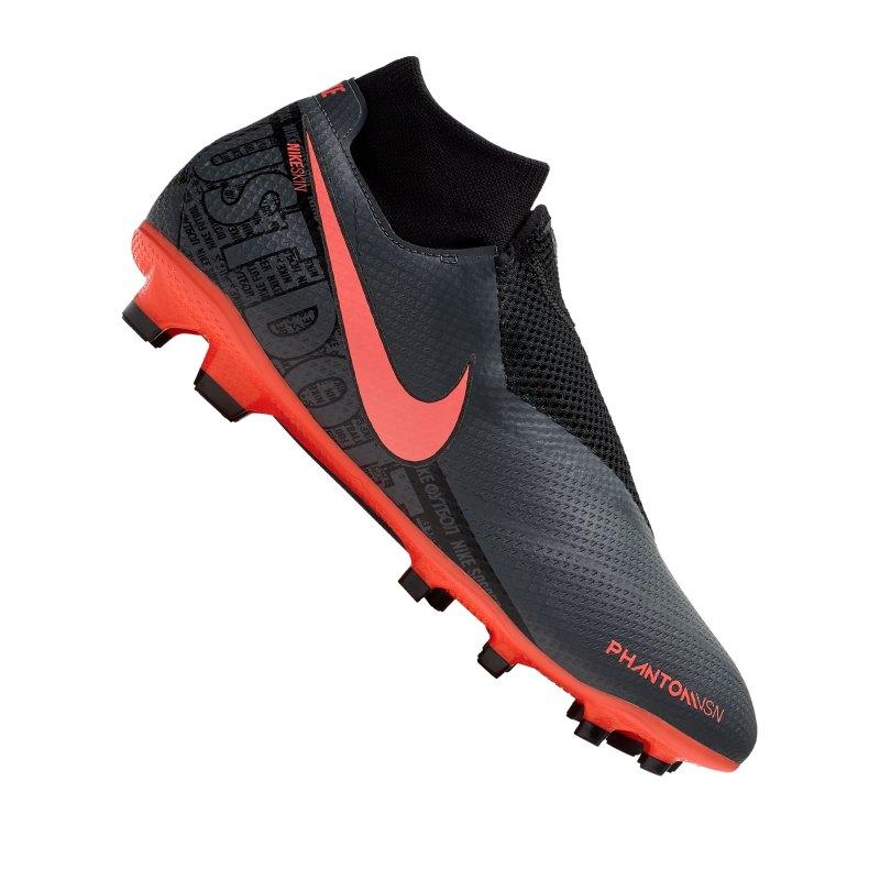 Nike Phantom Vision Pro FG Grau F080 - grau