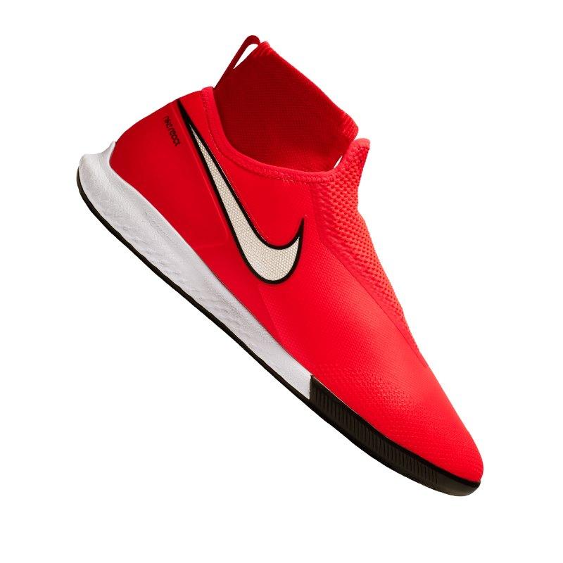 Nike Phantom Vision React Pro IC Rot F600 - rot