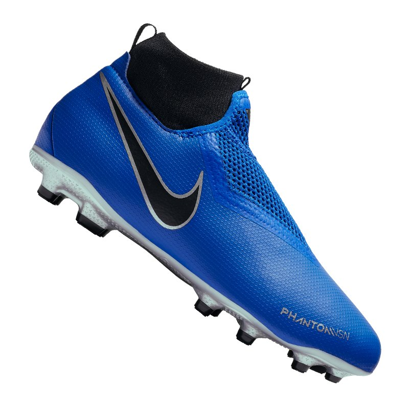 Nike Jr Phantom Vision Academy DF MG Kids Blau F400 - blau