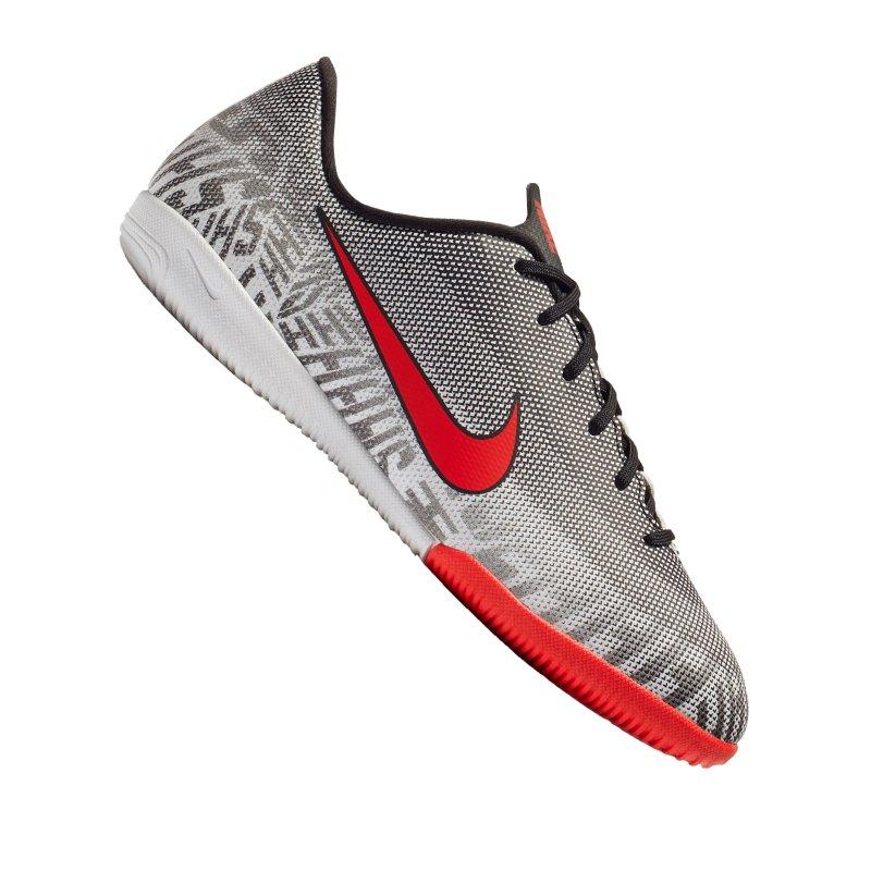 Nike Mercurial VaporX XII Academy NJR IC GS Kids F170 - weiss