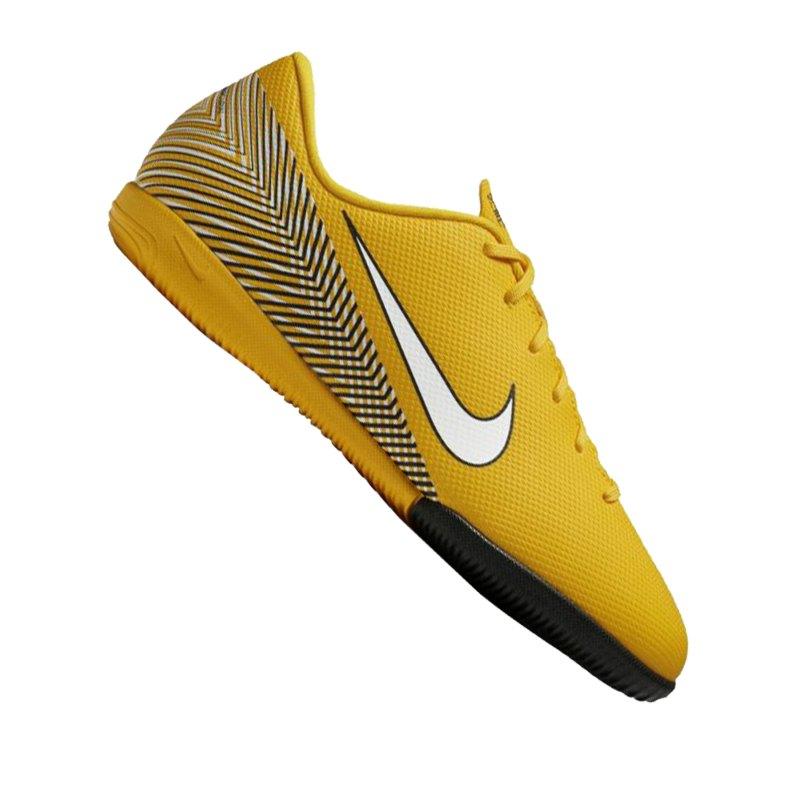 Nike Mercurial VaporX XII Academy NJR IC GS Kids F710 - gelb