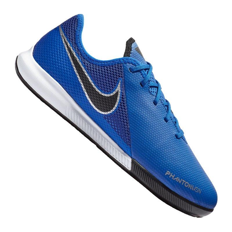 Nike Jr Phantom Vision Academy IC Kids Blau F400 - blau