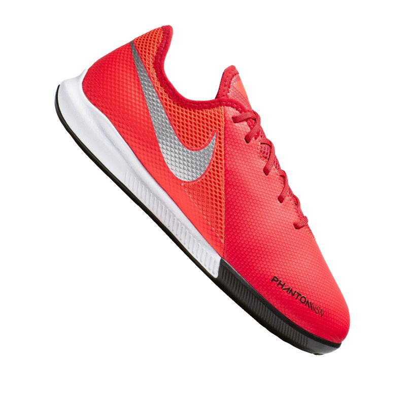 Nike Jr Phantom Vision Academy IC Kids Rot F600 - rot