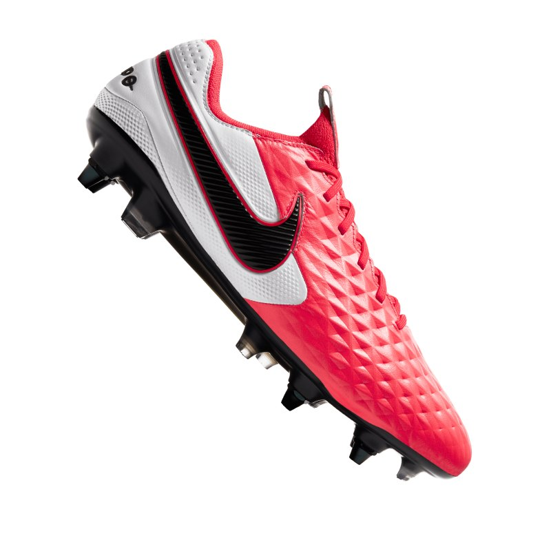 Nike Tiempo Legend VIII Elite SG-Pro AC Rot F606 - rot