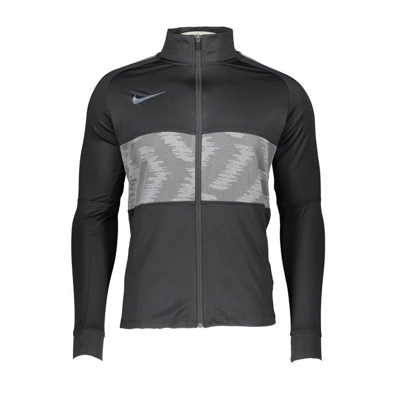 Nike Dri-FIT Strike Trainingsjacke Schwarz F010 - schwarz