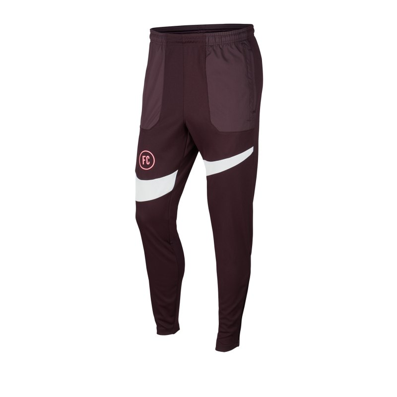 Nike F.C. Soccer Pants Jogginghose Rot F659 - rot