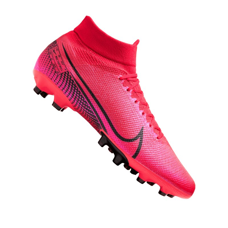 Nike Mercurial Superfly VII Pro AG-Pro Rot F606 - rot