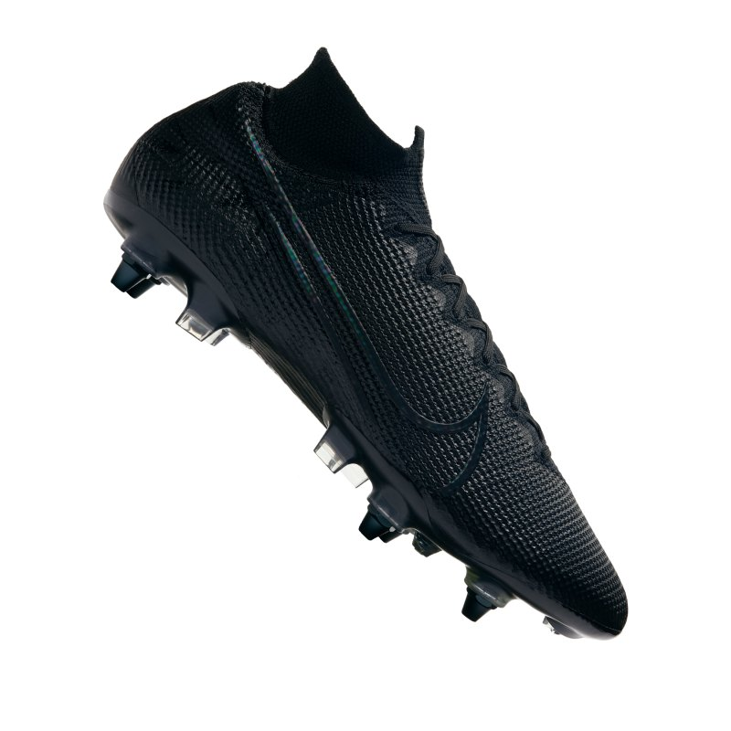 Nike Mercurial Superfly VII Elite SG-Pro AC F001 - schwarz