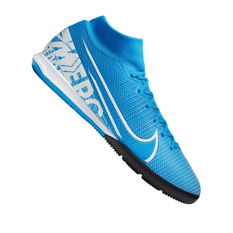 Nike Mercurial Superfly VII Academy IC Blau F414 - blau