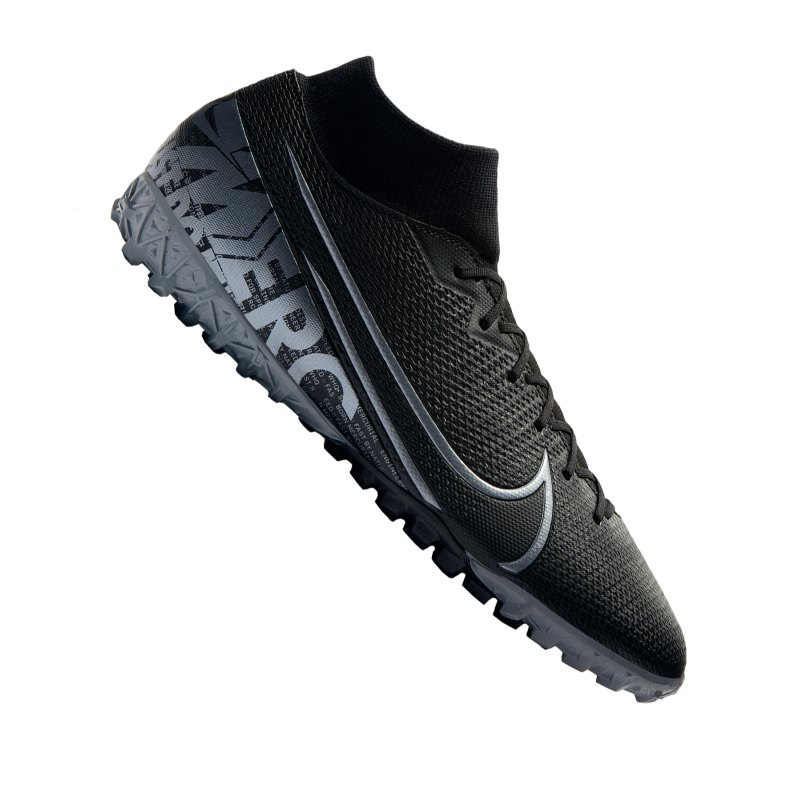 Nike Mercurial Superfly VII Academy TF F001 - schwarz