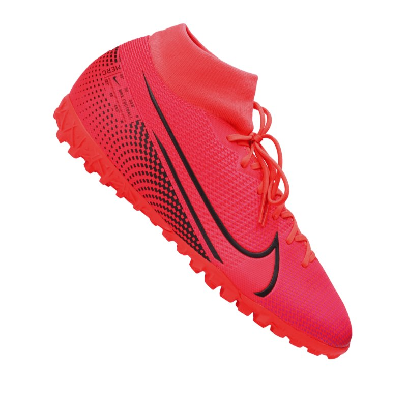 Nike Mercurial Superfly VII Academy TF Rot F606 - rot