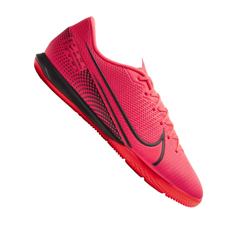 Nike Mercurial Vapor XIII Academy IC Rot F606 - rot