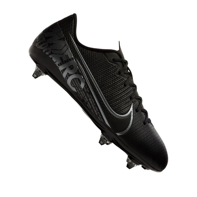 Nike Jr Mercurial Vapor XIII Academy SG Kids F001 - schwarz