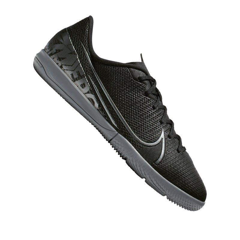 Nike Jr Mercurial Vapor XIII Academy IC Kids F001 - schwarz