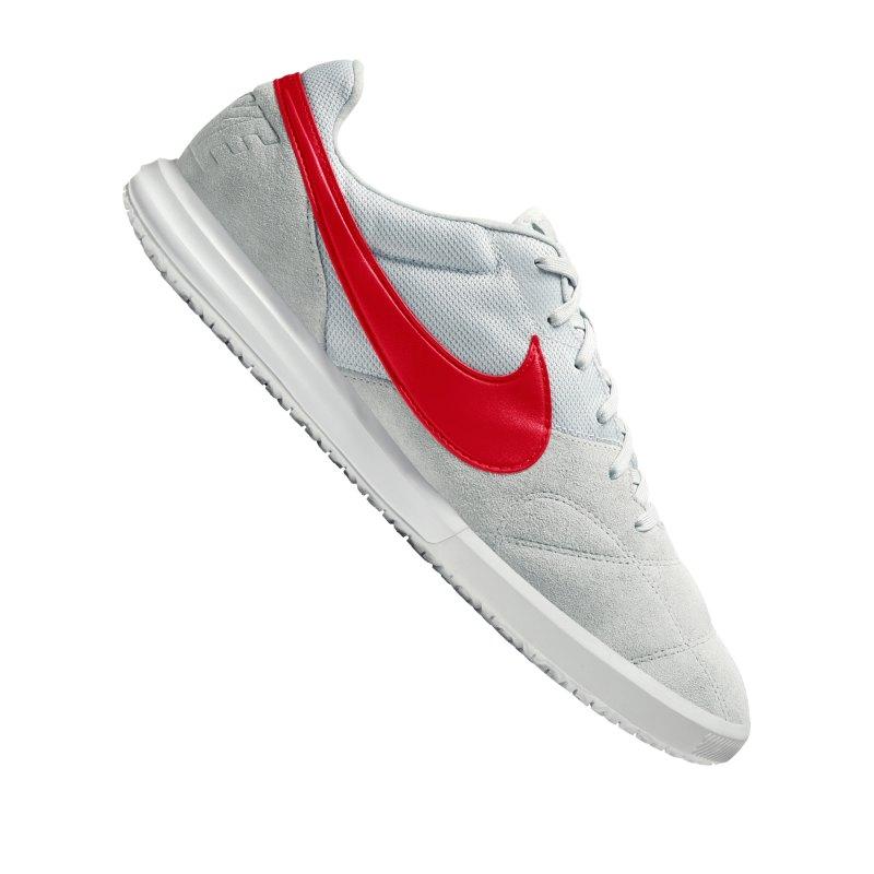 Nike Premier II Sala IC Grau F061 - grau
