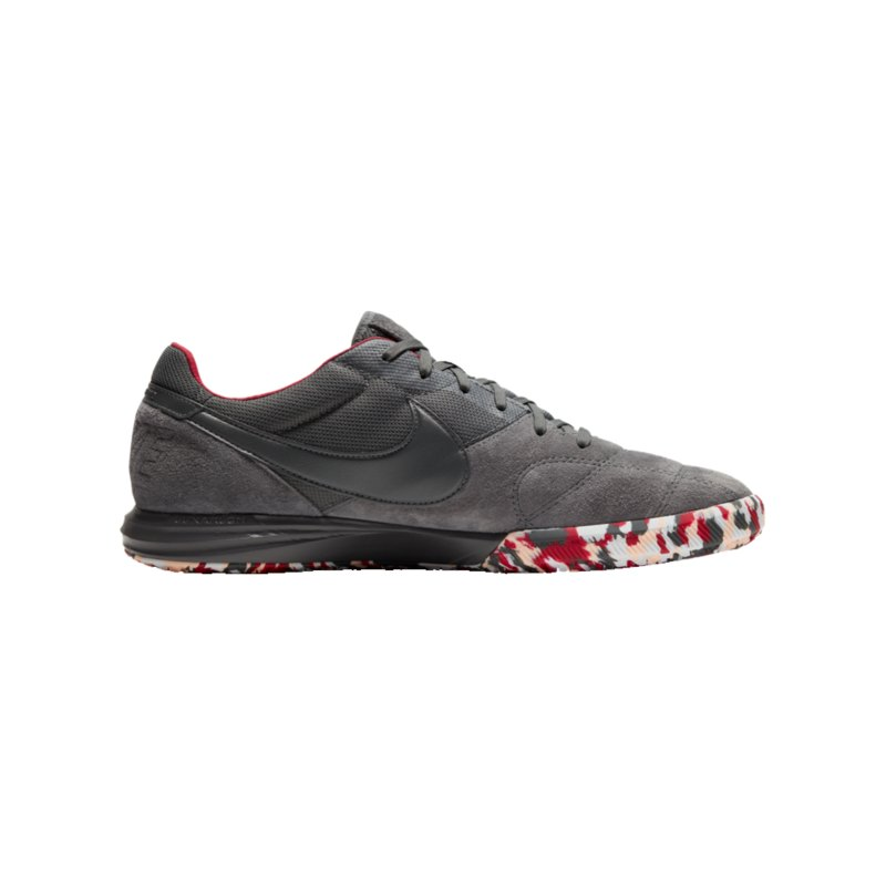 Nike Premier II Sala IC Grau F068 - grau