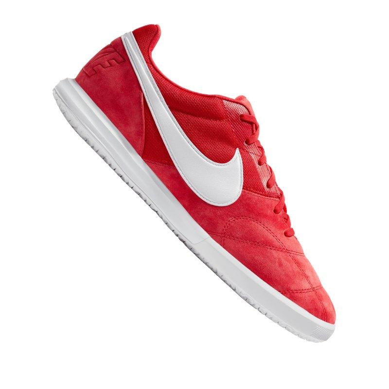 Nike Premier II Sala IC Rot F611 - rot