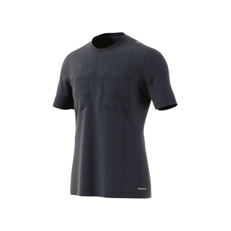 adidas Trikot kurzarm UCL Referee Dunkelblau - blau