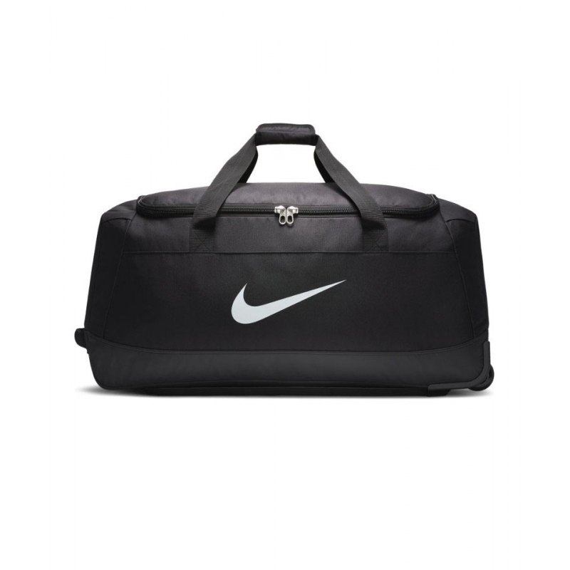 Nike Tasche Club Team Swoosh Roller Bag 3.0 F010 - schwarz