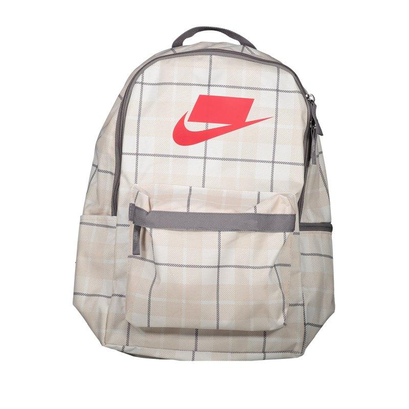 Nike Heritage 2.0 Backpack Rucksack Beige F030 - beige