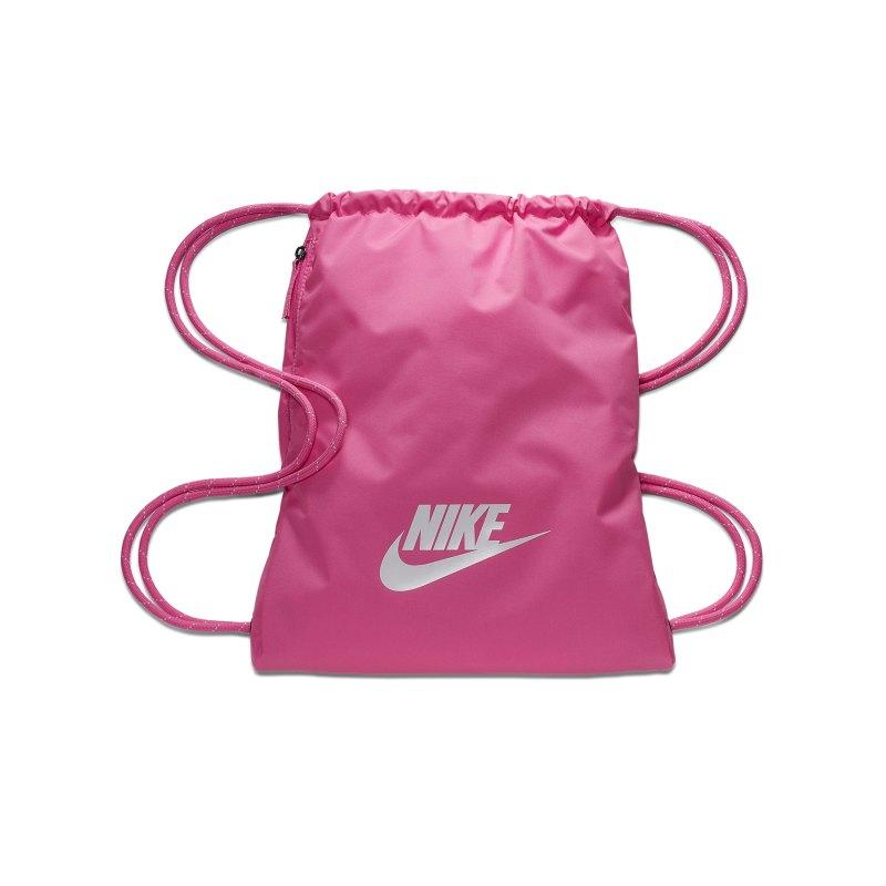Nike Heritage 2.0 Gymsack Rot F610 - rot