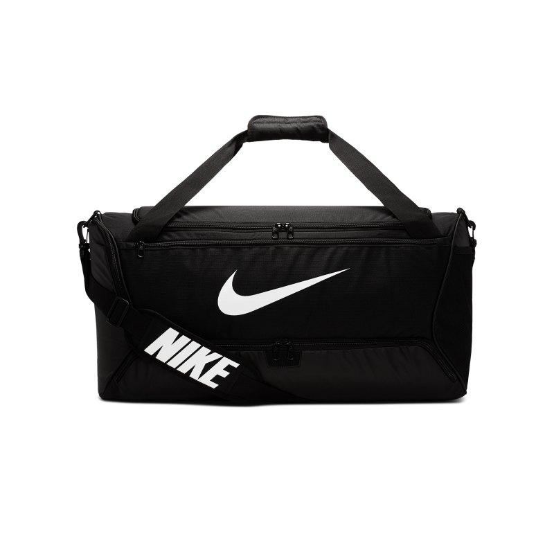 Nike Brasilia Duffel Bag Tasche Medium F010 - schwarz