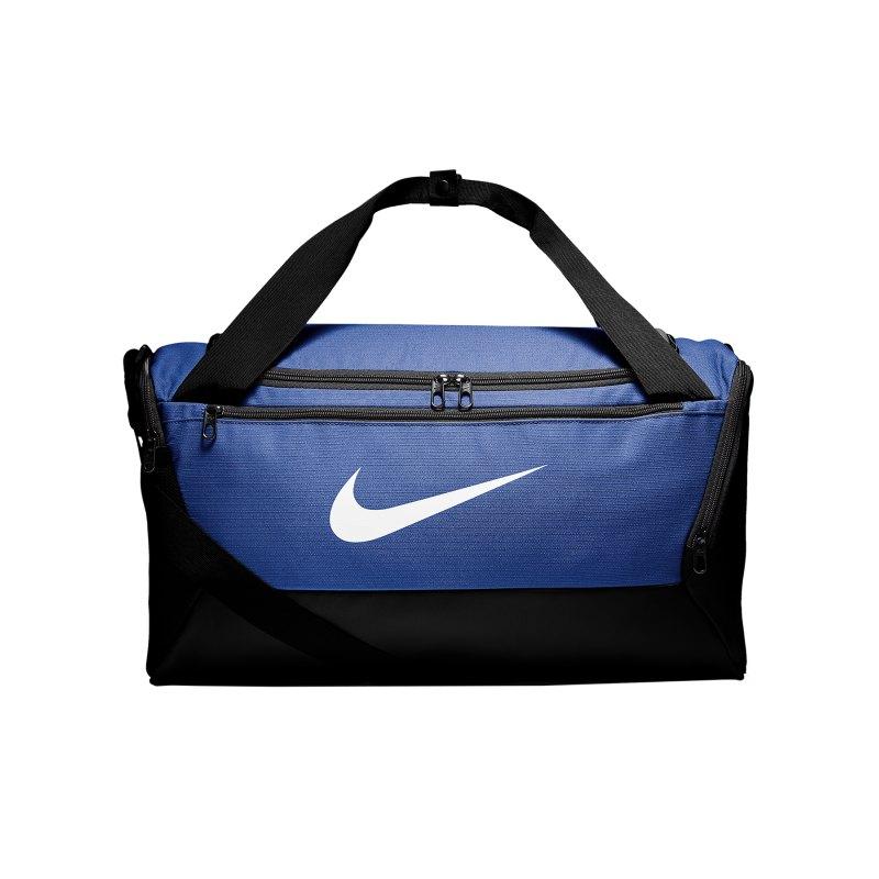 Nike Brasilia Duffel Bag Tasche Small Blau F480 - blau