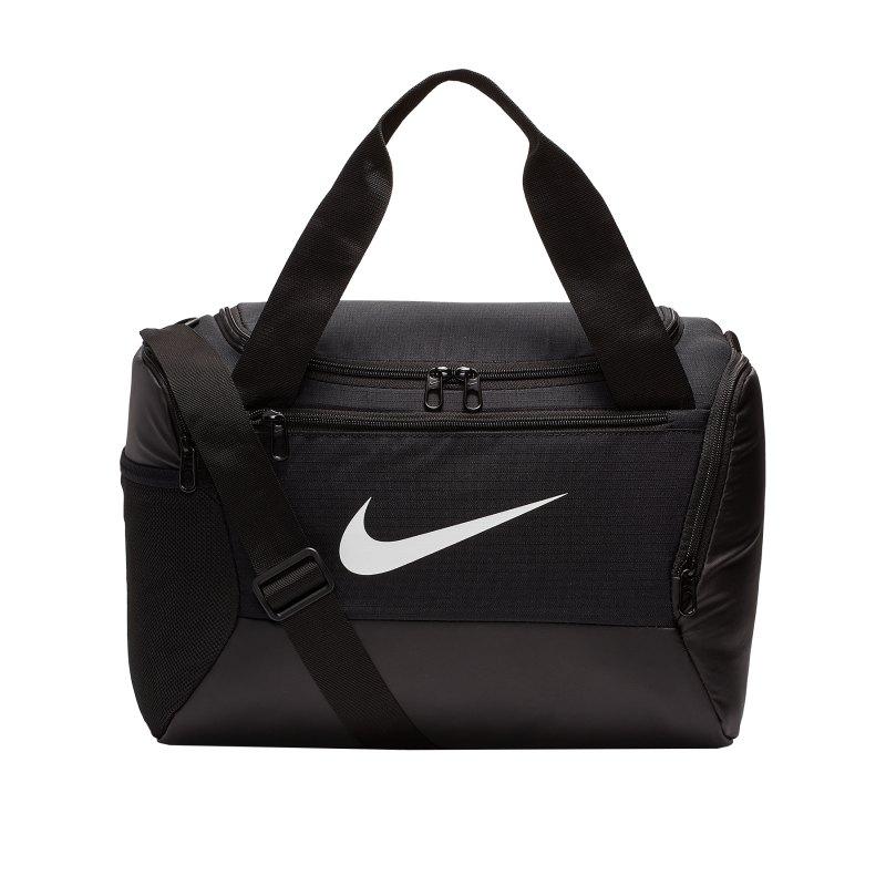 Nike Brasilia Training Tasche Small Schwarz F010 - schwarz