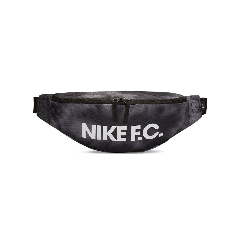 Nike F.C. Hip Pack Hüfttasche Schwarz F010 - schwarz