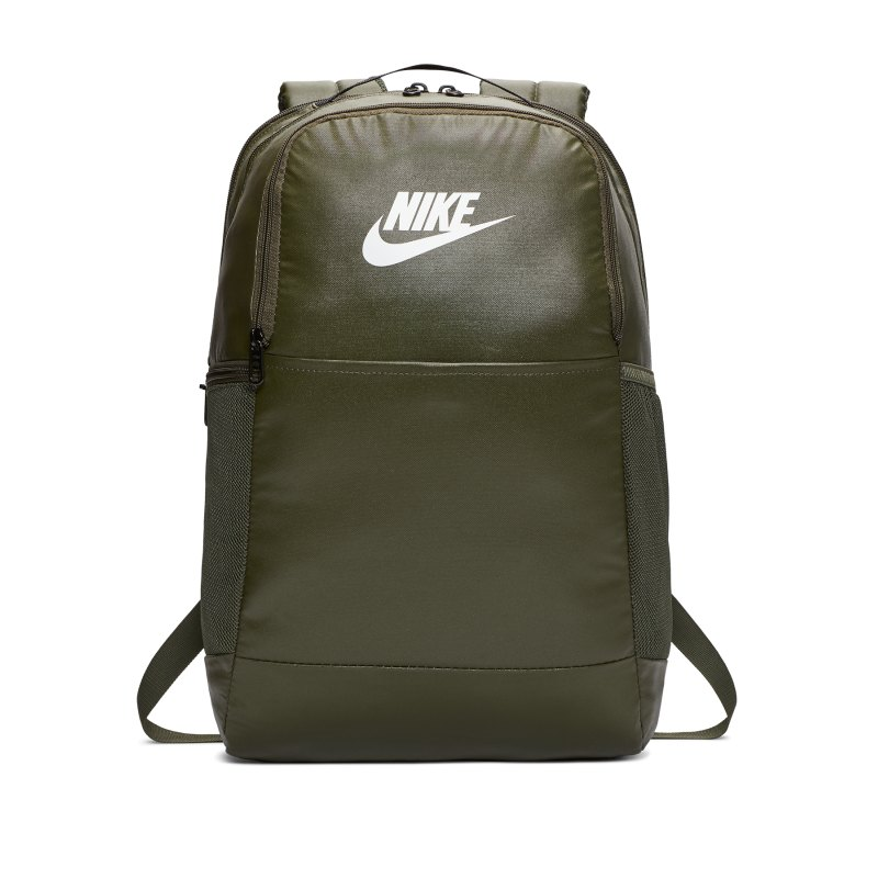 Nike Brasilia Training Rucksack Medium Grün F325 - gruen