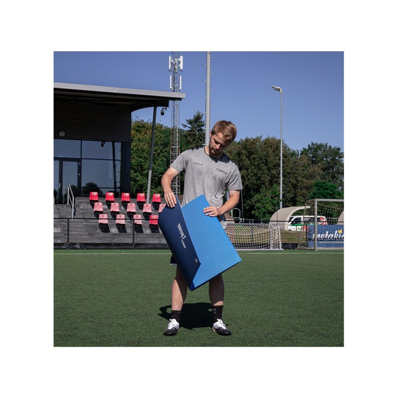 BFP Outdoor-Gymnastikmatte -faltbar- - weiss