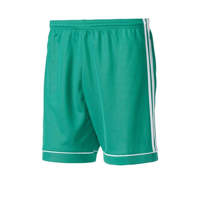 adidas Short Squadra 17 ohne Innenslip Grün - gruen