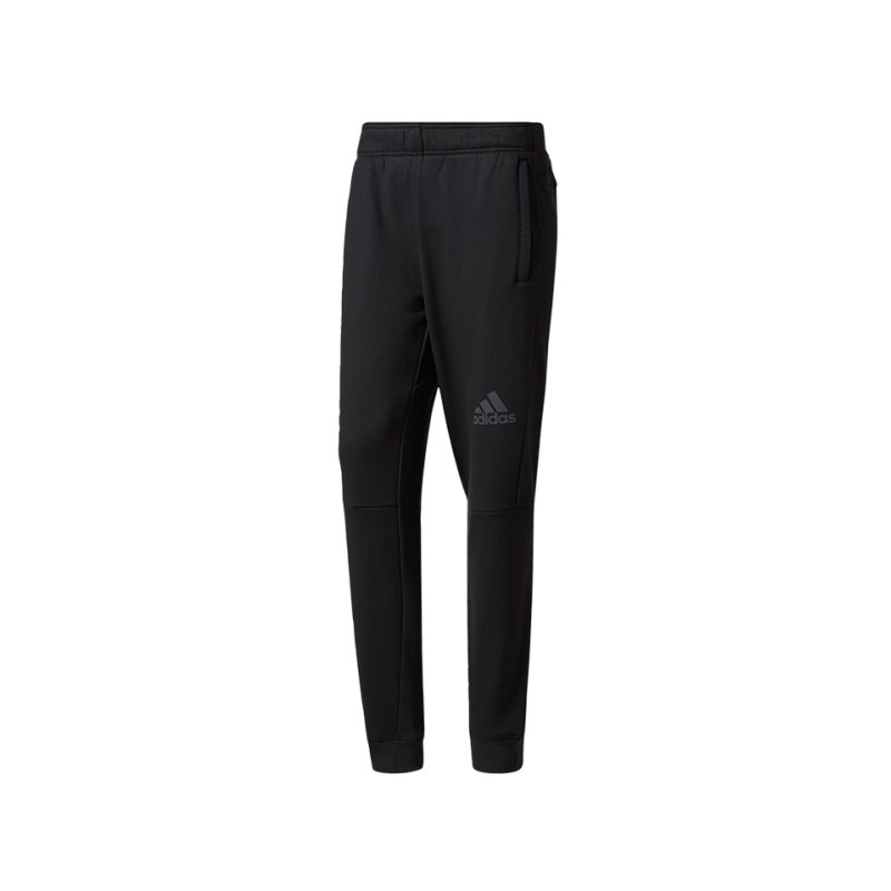 adidas Workout Pant Hose lang Schwarz - schwarz