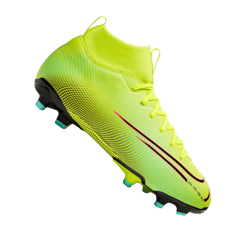 Nike Jr Mercurial Superfly VII Dreamspeed Academy FG Kids Gelb F703 - gelb