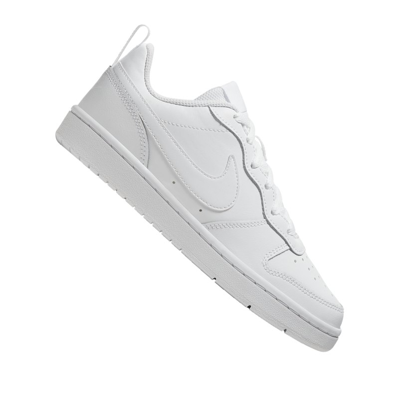 Nike Court Borough Low 2 Sneaker Kids Weiss F100 - weiss