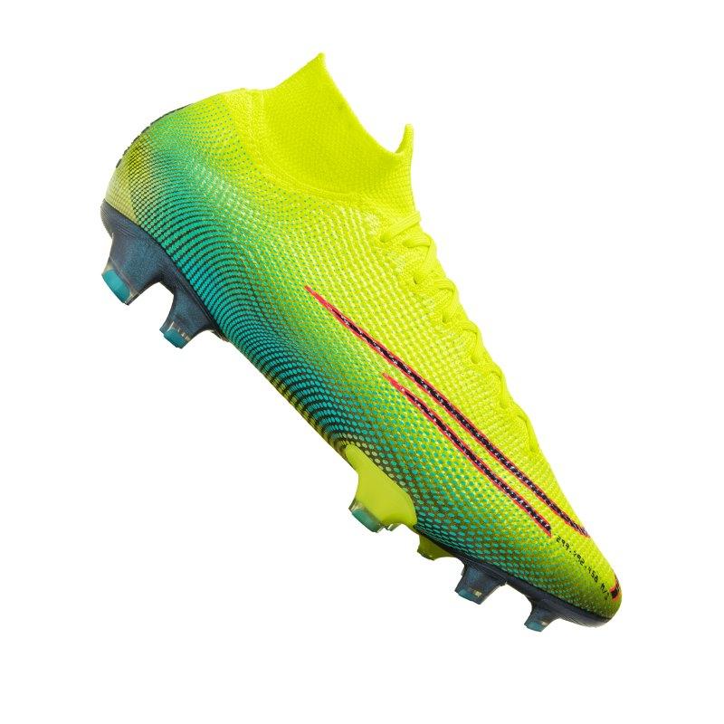 Nike Mercurial Superfly VII Dreamspeed Elite FG Gelb F703 - gelb