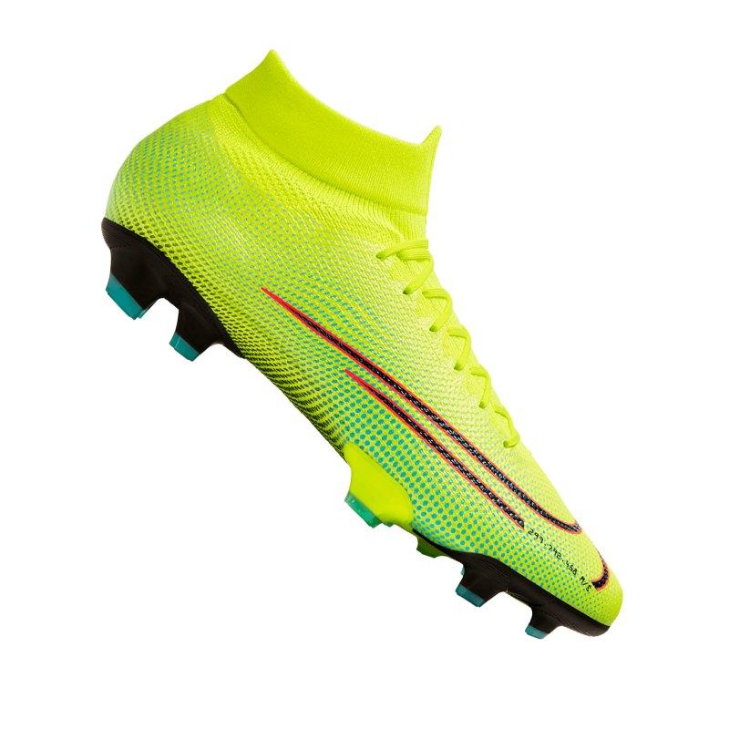 Nike Mercurial Superfly VII Dreamspeed Pro FG Gelb F703 - gelb