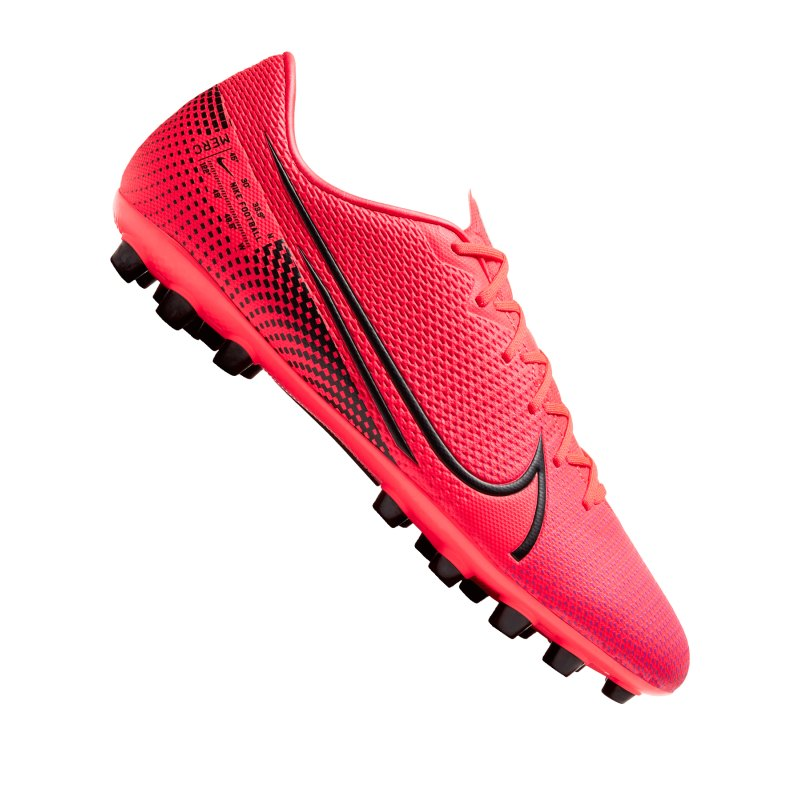 Nike Mercurial Vapor XIII Academy AG Rot F606 - rot