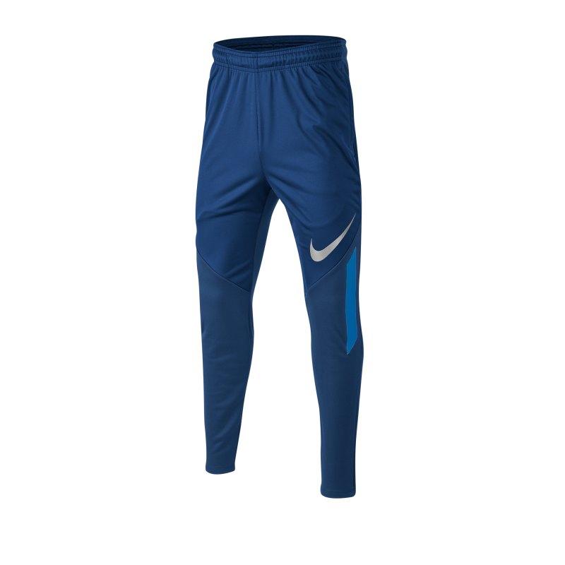 Nike Therma Shield Strike Jogginghose Kids 407 - blau